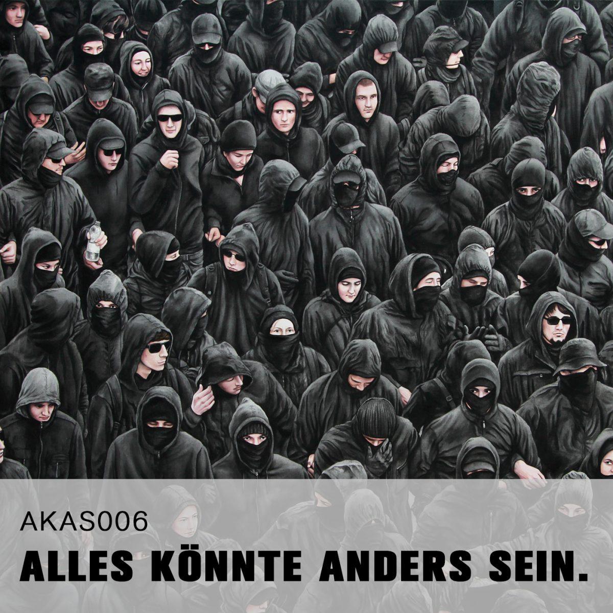 AKAS006 Tarnen und täuschen (mit Coco Bergholm)