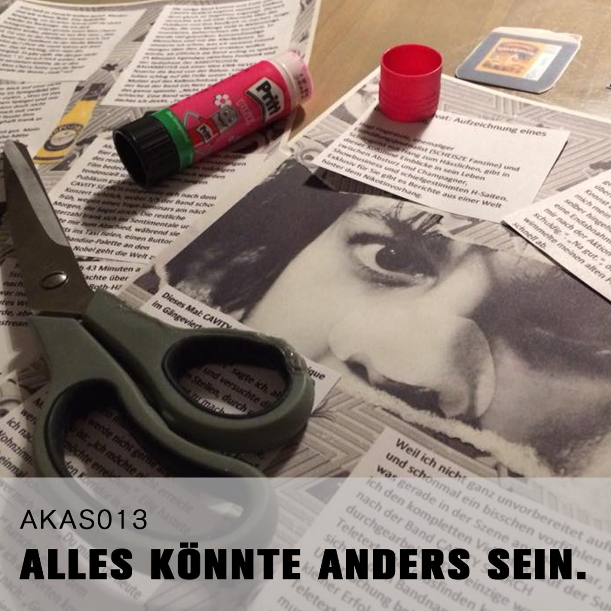 AKAS013 Achtung, Lücke!
