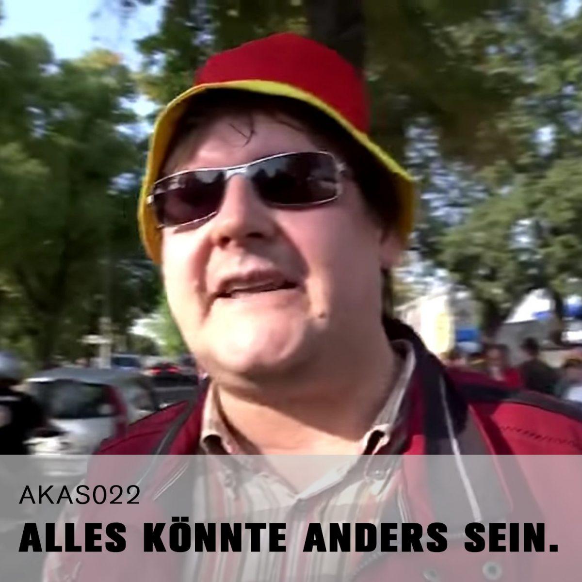 AKAS022 Das biologische Arschloch
