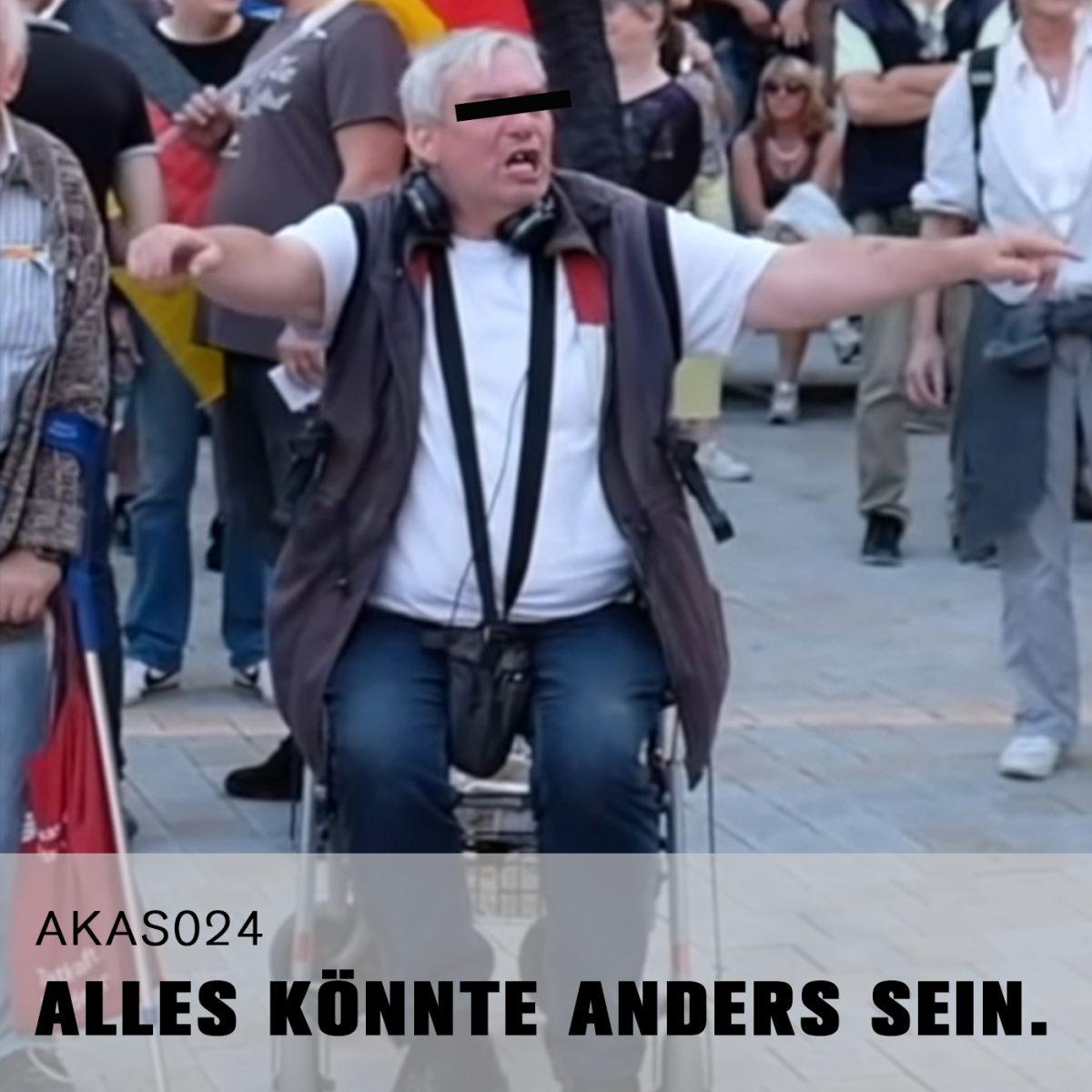 AKAS024 Der AfD-Rollator-Penis