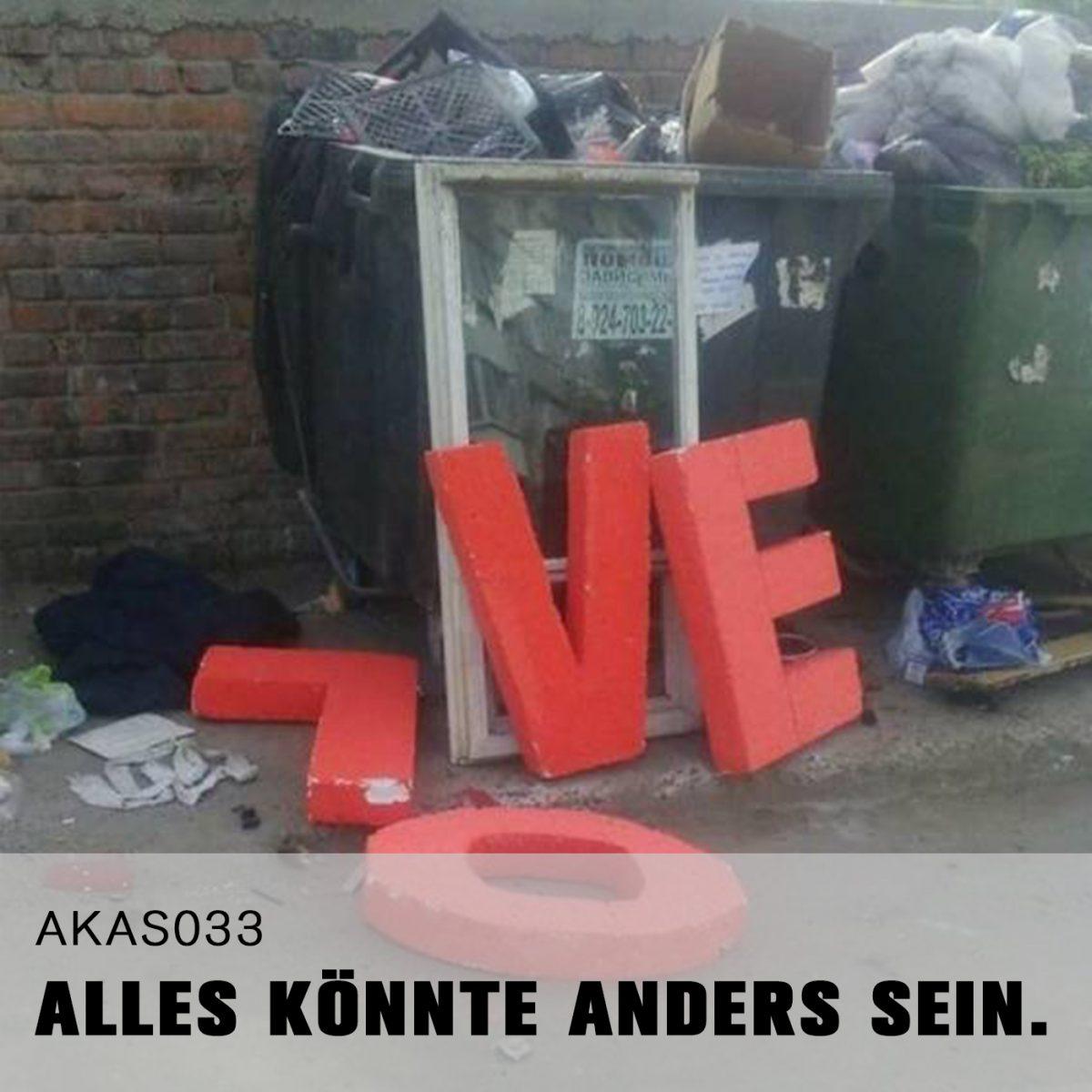 AKAS033 Morgenlatte – Lindenstraße