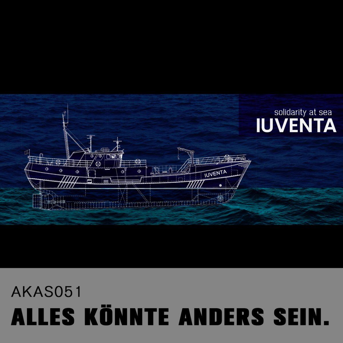AKAS051 Europa setzt darauf, dass sie ertrinken. (Zu Gast: Dariush)