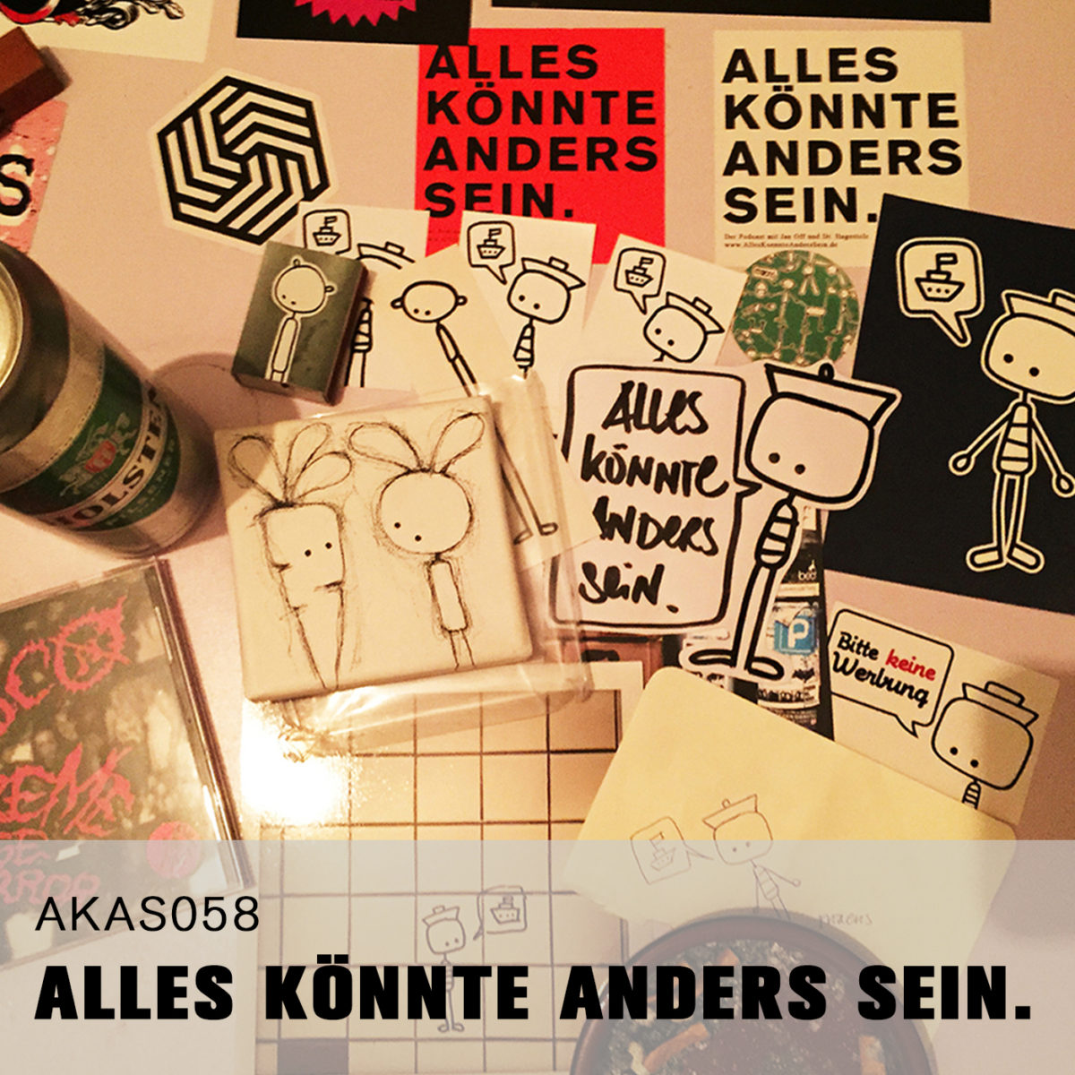 AKAS058 Alles schmeckt nach Abschied