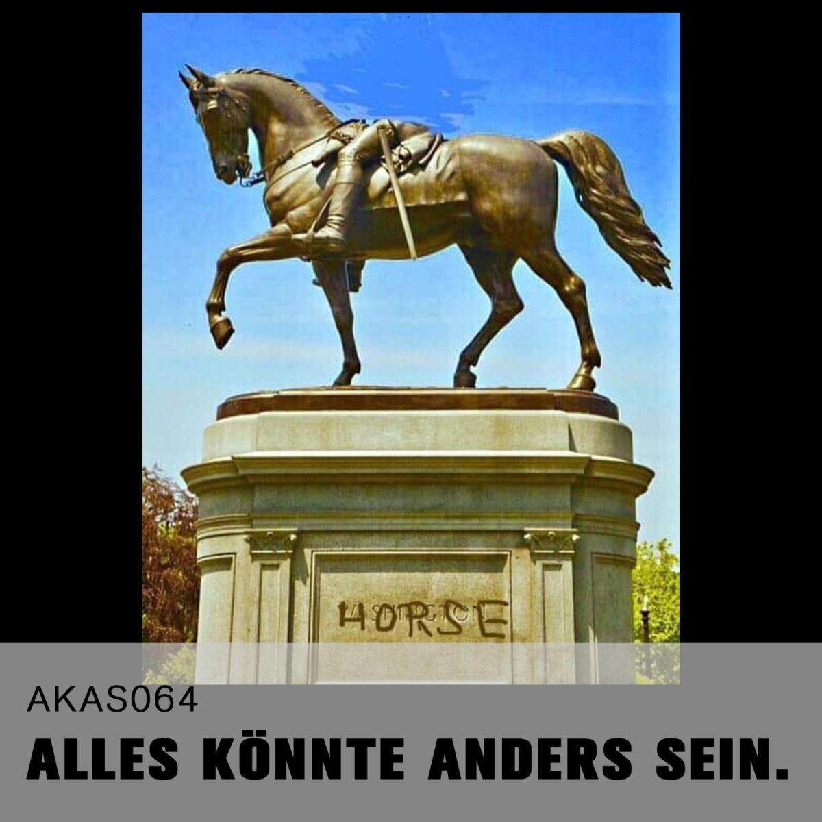 AKAS064 Von Denkleuten und Sprechmenschen